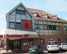 Sparkasse Geldautomat Heddesheim