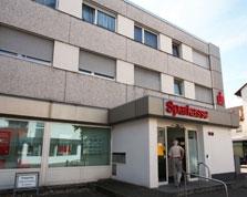 Sparkasse Geldautomat Ilvesheim