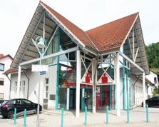 Sparkasse Geldautomat Laudenbach