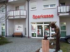 Sparkasse Geldautomat Gorxheimertal