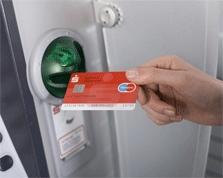 Sparkasse Geldautomat Walder Straße