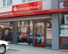 Sparkasse Geldautomat Affalterbach