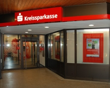 Sparkasse Geldautomat Ludwigsburg (Eglosheim)