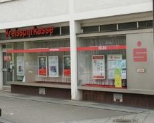 Sparkasse Geldautomat Ludwigsburg (Grünbühl)