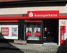 Sparkasse Geldautomat Eberdingen (Nußdorf)