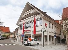 Sparkasse Geldautomat Altensteig
