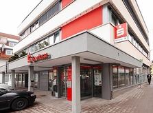 Sparkasse Geldautomat Haiterbach