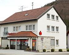 Sparkasse Geldautomat Nusplingen