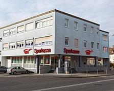Sparkasse Geldautomat Gammertinger Straße