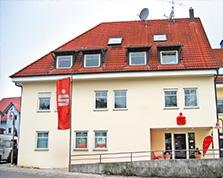 Sparkasse Geldautomat Krauchenwies
