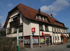 Sparkasse Geldautomat Neuweiler
