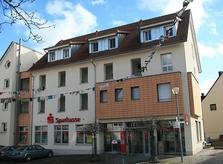 Sparkasse Geldautomat Gechingen
