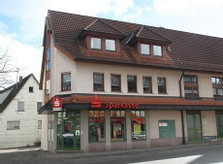 Sparkasse Geldautomat Ostelsheim