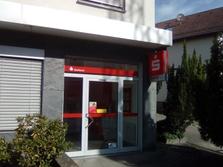 Sparkasse Geldautomat Spessart
