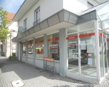 Sparkasse Geldautomat Hilzingen
