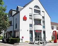 Sparkasse Geldautomat Haagen
