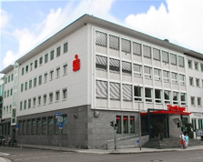 Sparkasse Geldautomat Rheinfelden