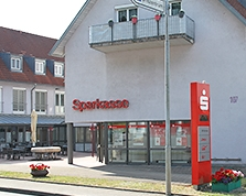 Sparkasse Geldautomat Schwörstadt