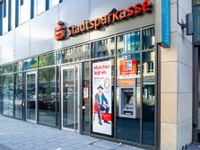 Sparkasse Geldautomat Bayerstraße