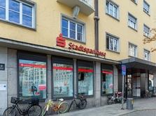 Sparkasse Geldautomat Schwabing West