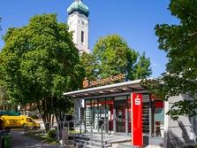 Sparkasse Geldautomat Alt-Solln