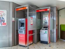 Sparkasse Geldautomat V-Markt Balanstraße