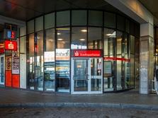 Sparkasse Geldautomat Ostbahnhof