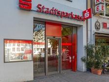 Sparkasse Geldautomat Rosenheimer Platz