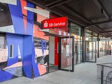 Sparkasse Geldautomat Werksviertel
