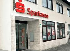 Sparkasse Geldautomat Altfraunhofen