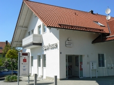 Sparkasse Geldautomat Adlkofen