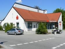 Sparkasse Geldautomat Wörth/Isar