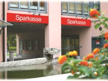 Sparkasse Geldautomat Dachau - Sparkassenplatz