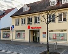 Sparkasse Geldautomat Erding Hofmarkplatz