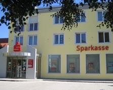 Sparkasse Geldautomat Wartenberg