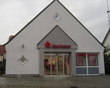 Sparkasse Geldautomat Kühbach