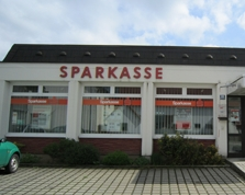 Sparkasse Geldautomat Hollenbach