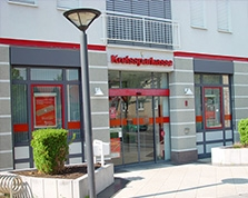 Sparkasse Geldautomat Herbertingen