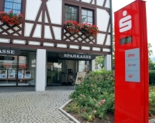 Sparkasse Geldautomat Oberuhldingen