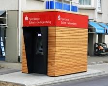 Sparkasse Geldautomat Unteruhldingen
