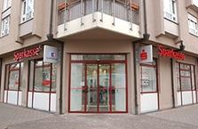 Sparkasse Geldautomat Wielandstraße