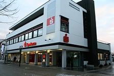 Sparkasse Geldautomat Laichingen