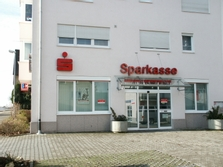 Sparkasse Geldautomat Dornstadt