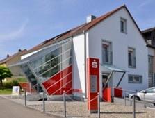 Sparkasse Geldautomat Offenhausen SB