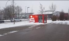 Sparkasse Geldautomat Neu-Ulm, Sparkassendome