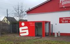 Sparkasse Geldautomat Burlafingen SB