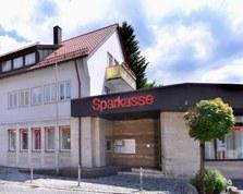 Sparkasse Geldautomat Altenstadt