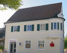 Sparkasse Geldautomat Wittislingen