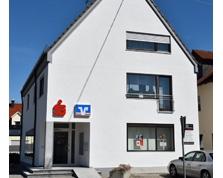 Sparkasse Geldautomat Dillingen, Hausen