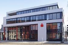 Sparkasse Geldautomat Ehingen